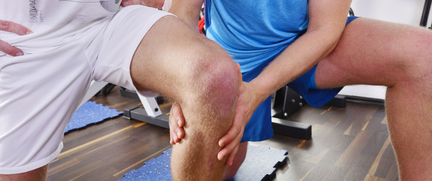 Physiotherapy and sports physiotherapy